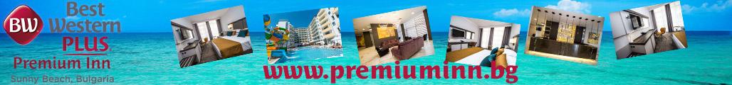Best Western Plus Premium Inn Hotel & Casino Sunny Beach